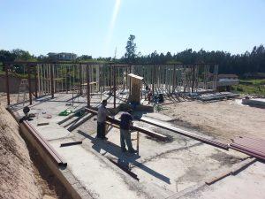 Proyectos de Construcciones